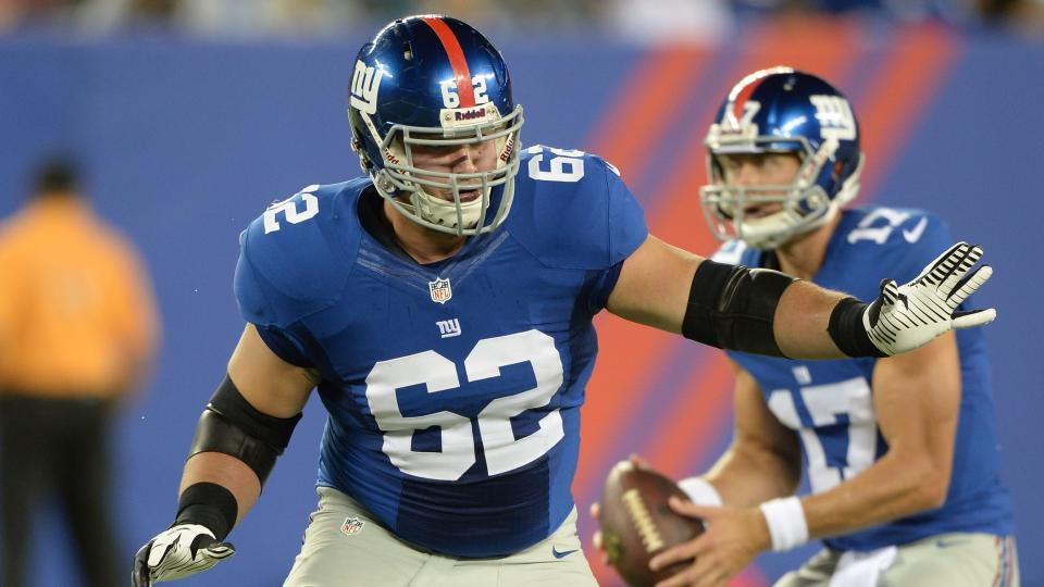 Giants' Eric Herman suspended four games for banned stimulant
