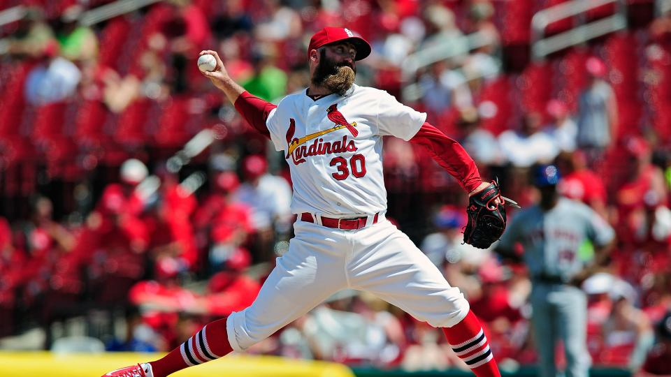 Cardinals place reliever Jason Motte on the DL