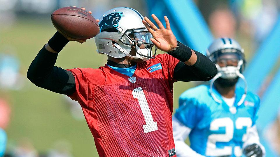Panthers quarterback Cam Newton medically cleared to play