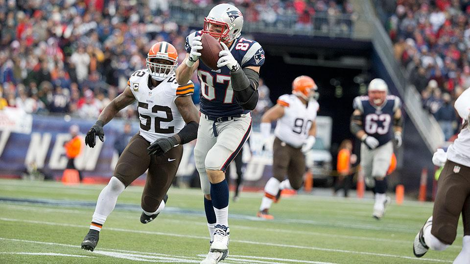 ADP review: Gronkowski rising fast, a mid-round QB comparison and more