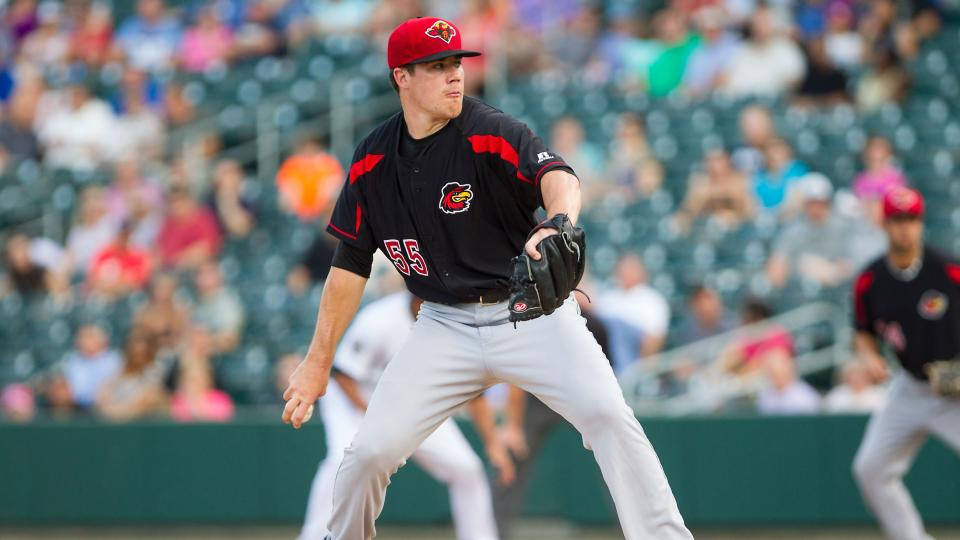 Minnesota Twins call up pitching prospect Trevor May
