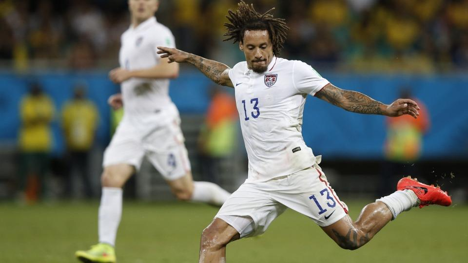 Alexi Lalas and Jermaine Jones got into a Twitter fight