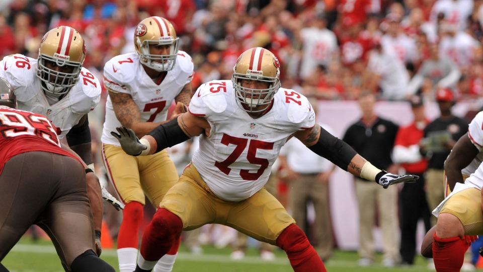 Report: Teams trying to trade for 49ers guard Alex Boone