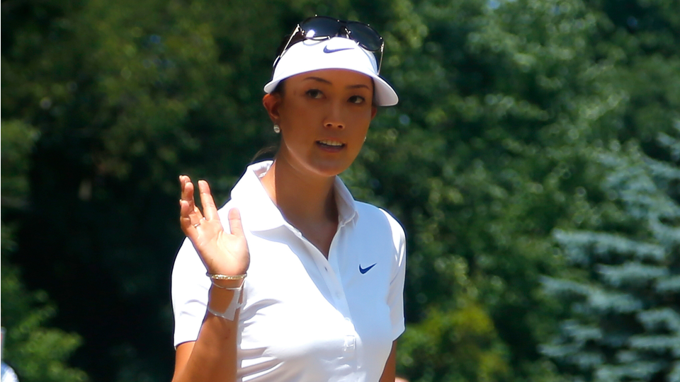 Michelle Wie out 3-5 weeks with injured finger