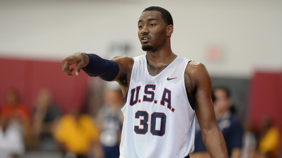 John Wall reportedly says he wasn't given fair shot at Team USA roster