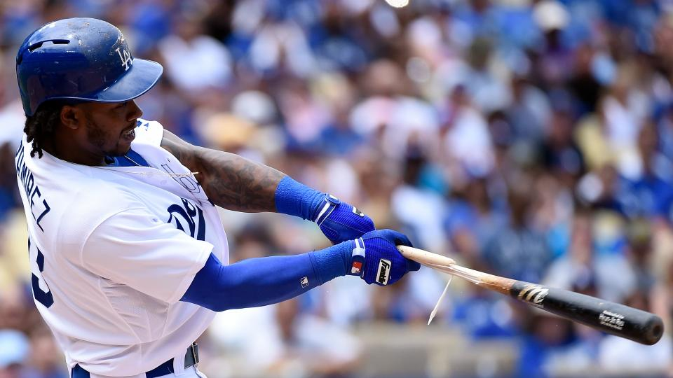 Dodgers SS Hanley Ramirez headed to DL with strained oblique
