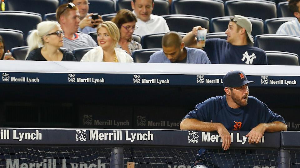 Yankees to Kate Upton: Don't wear Tigers gear to Yankee stadium