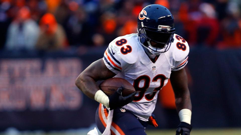 Bears reinstate TE Martellus Bennett after suspension