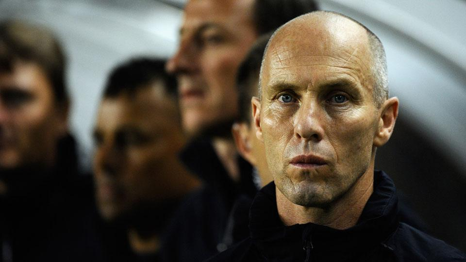 Bob Bradley does not care for this interviewer's tactics knowledge