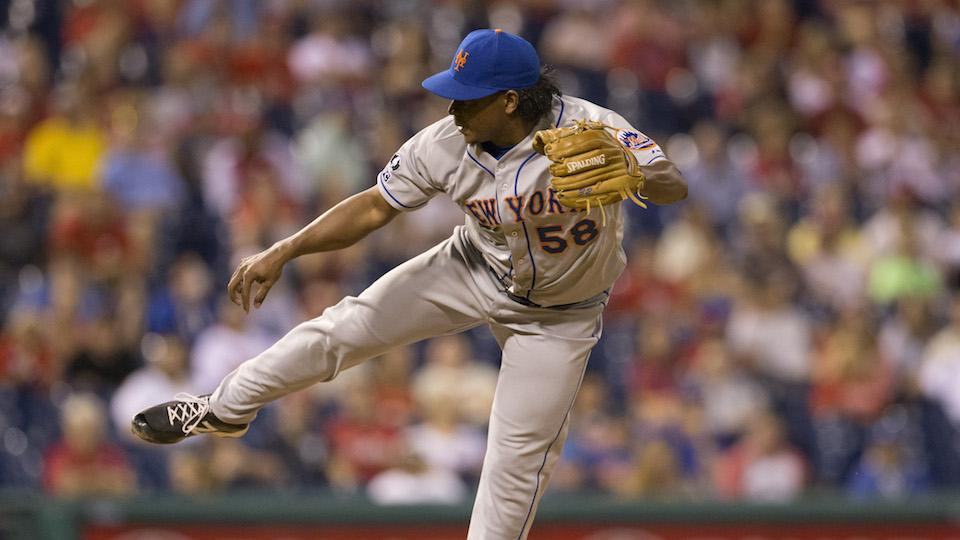 Mets' Jenrry Mejia has pitched with a hernia for three weeks