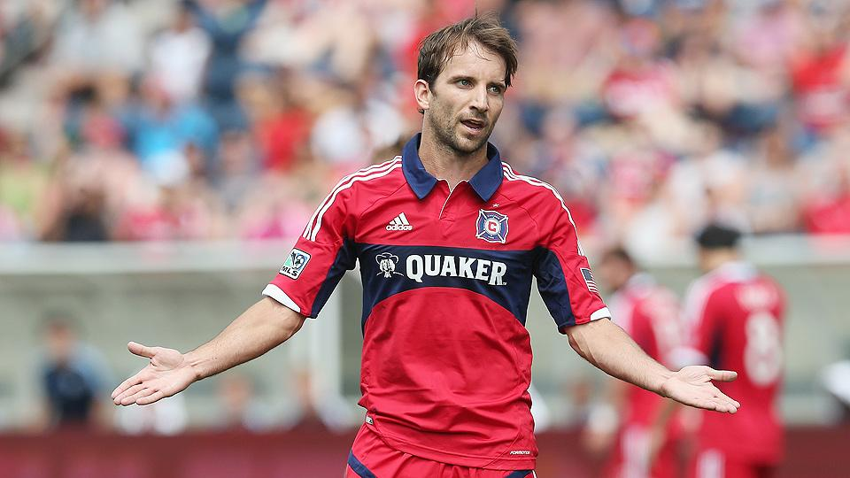 Mike Magee's goal the difference for Fire against Red Bulls