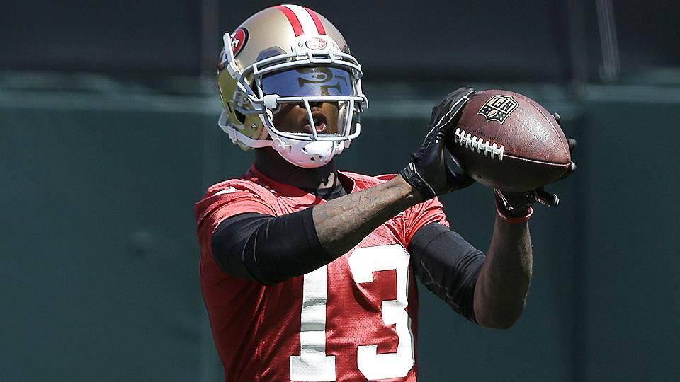 49ers receiver Stevie Johnson on his new team and 'Buffalo's ballers'