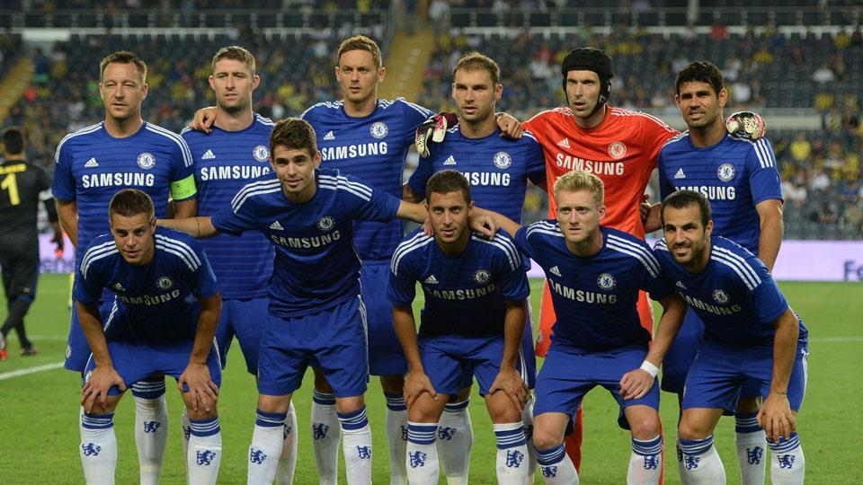 Chelsea fixtures: Premier League schedule 2014/15