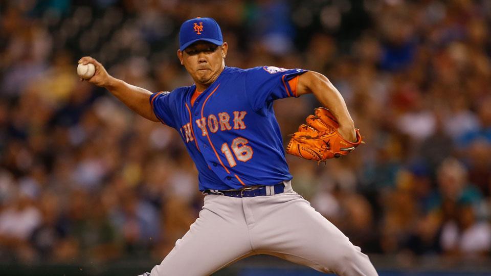 Report: Daisuke Matsuzaka won't return to Mets after first rehab start