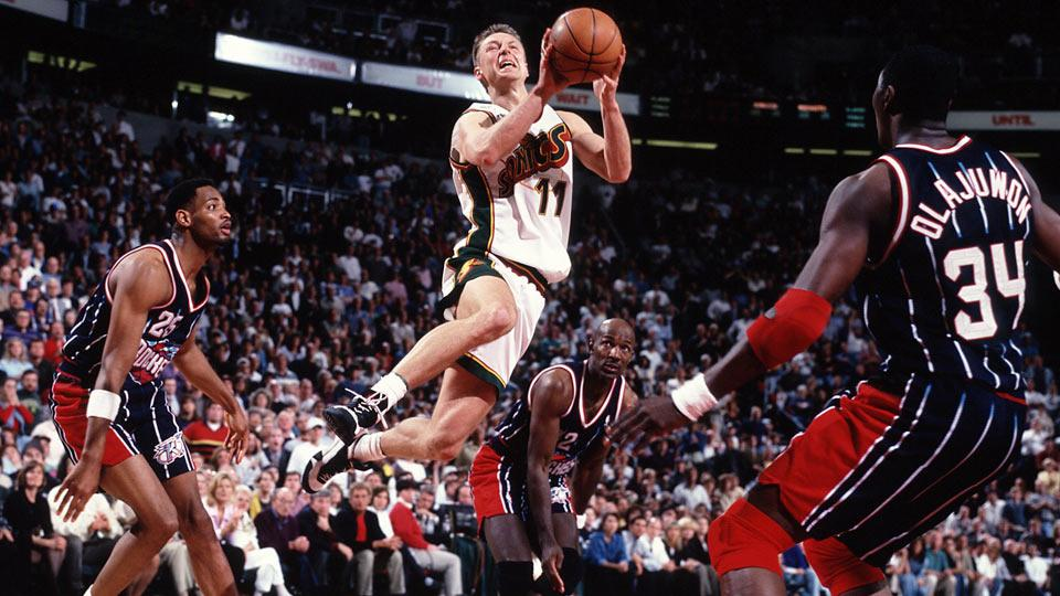 Catching Up With... Detlef Schrempf
