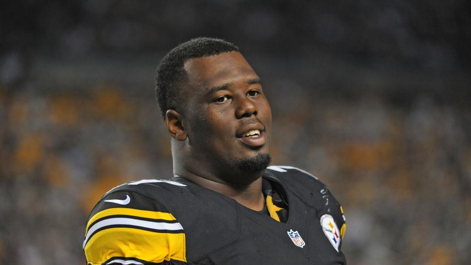 Report: Steelers working on an extension with tackle Marcus Gilbert