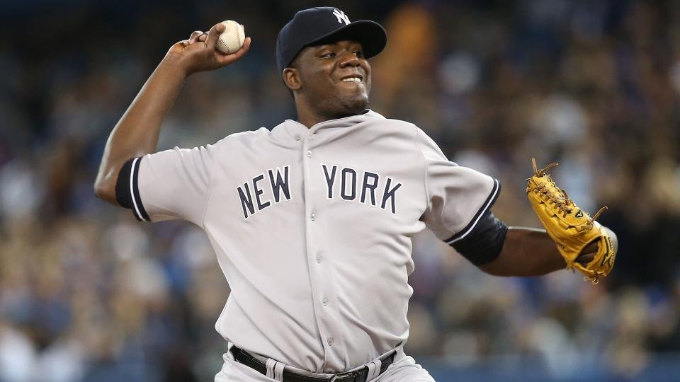 Yankees' Michael Pineda will start Wednesday