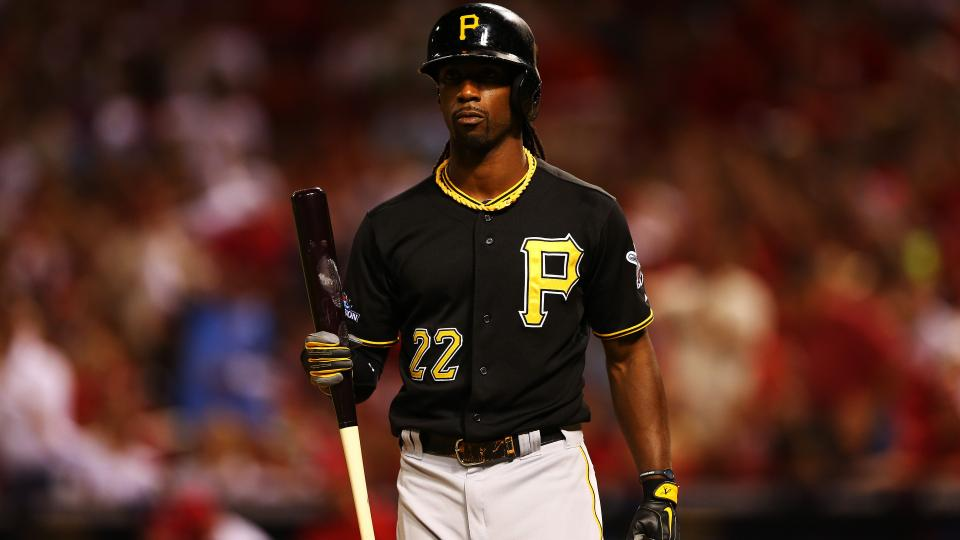 Pirates place Andrew McCutchen on disabled list