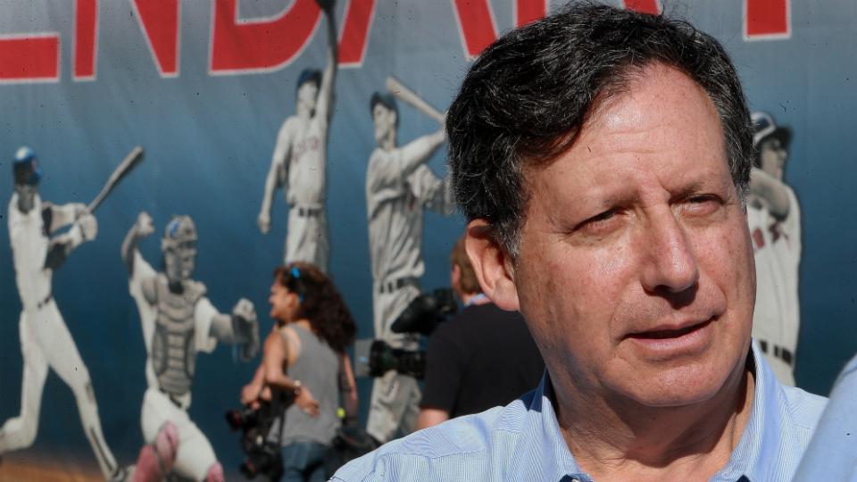 Red Sox owner: Tom Werner would make 'great' commissioner