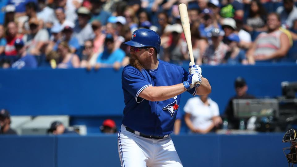 Blue Jays to activate Adam Lind from disabled list today
