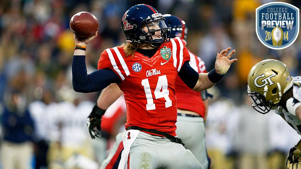 Top 25 college football team preview: No. 18 Ole Miss Rebels