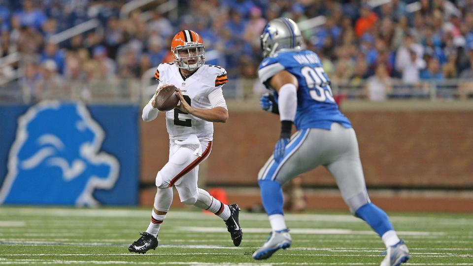 Browns-Lions sets preseason game viewership record
