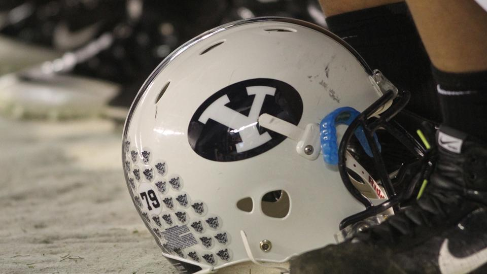 BYU WR Devon Blackmon says he is suspended for wearing earrings
