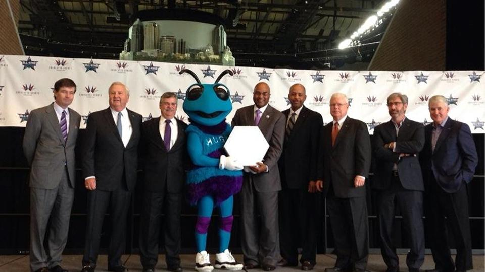 Charlotte Hornets announce bid for 2017, 2018 All-Star Weekend
