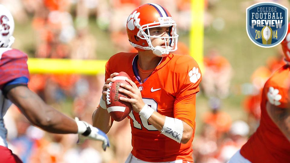 Top 25 college football team preview: No. 16 Clemson Tigers