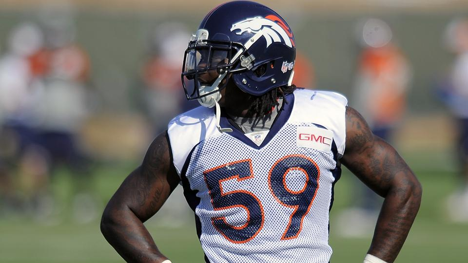 Broncos LB Danny Trevathan out four to eight weeks with knee fracture