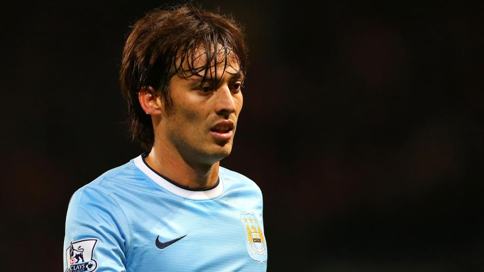 David Silva signs new five-year contract with Manchester City