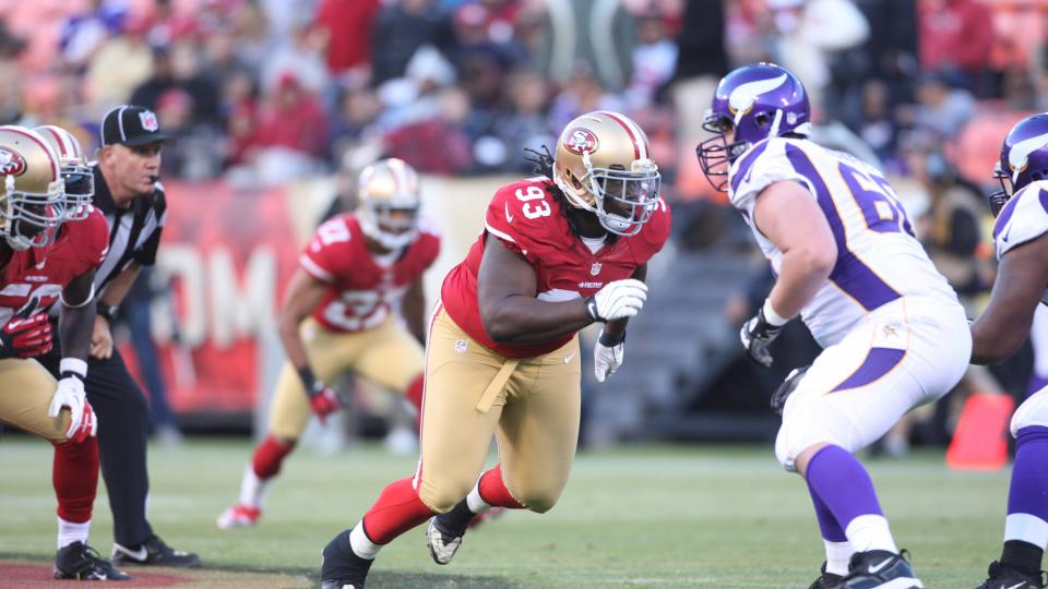 49ers activate defensive lineman Ian Williams from PUP list