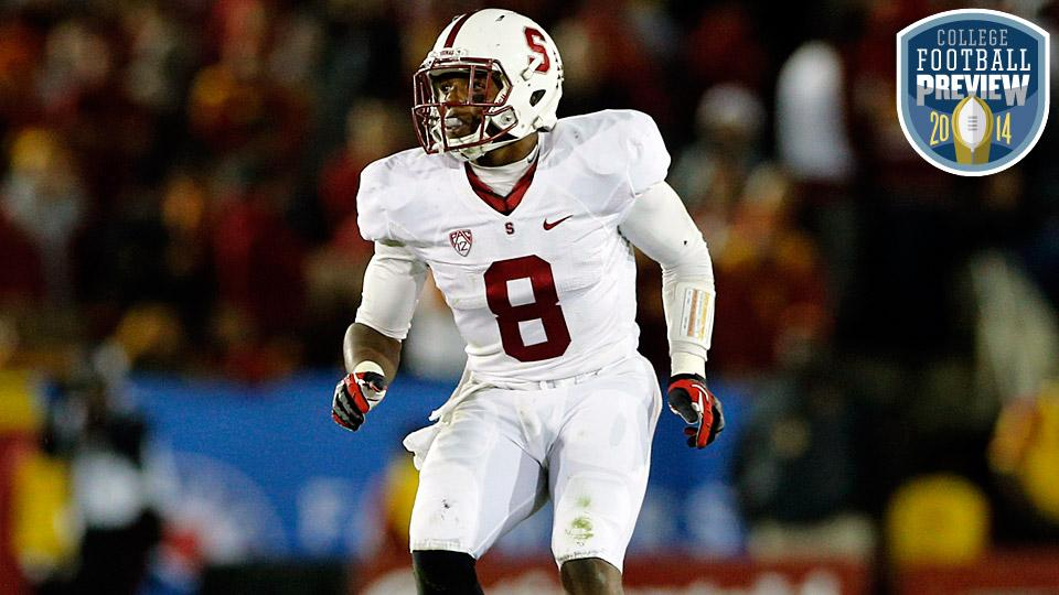 Top 25 college football team preview: No. 9 Stanford Cardinal