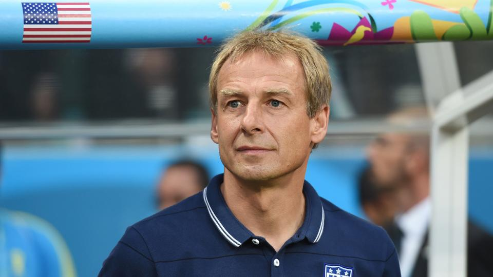 Jurgen Klinsmann and the U.S. men's national team won't be facing Colombia next month after all.