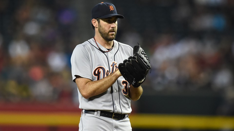 Tigers pitcher Justin Verlander plans to start on Saturday