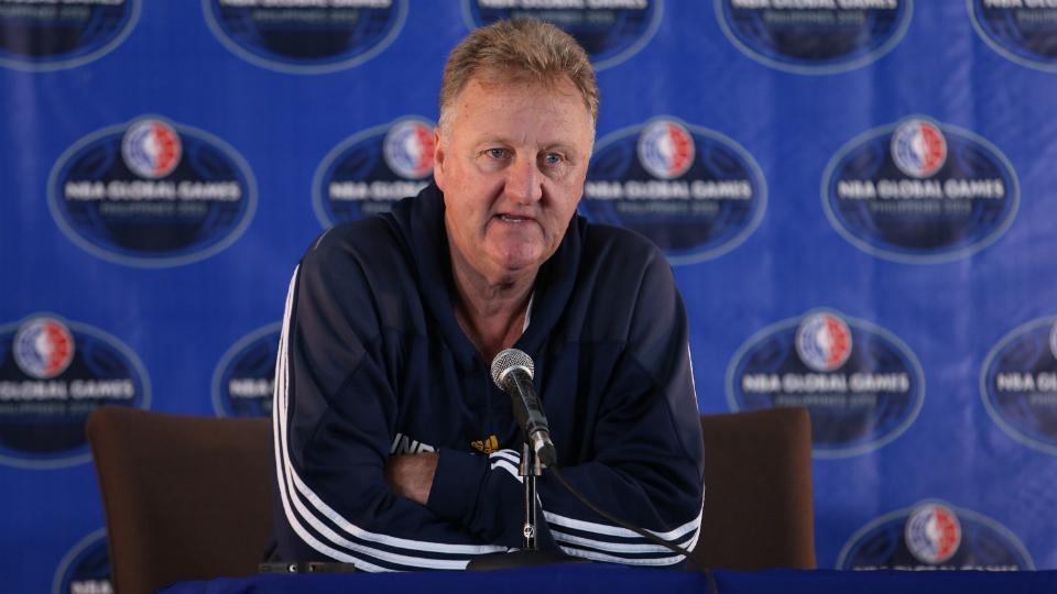 Larry Bird: Pacers won't go above luxury tax threshold