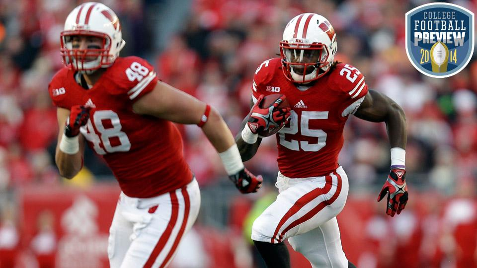 Top 25 college football team preview: No. 15 Wisconsin Badgers