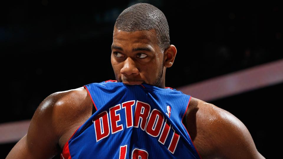 Report: Greg Monroe accepts Pistons' qualifying offer