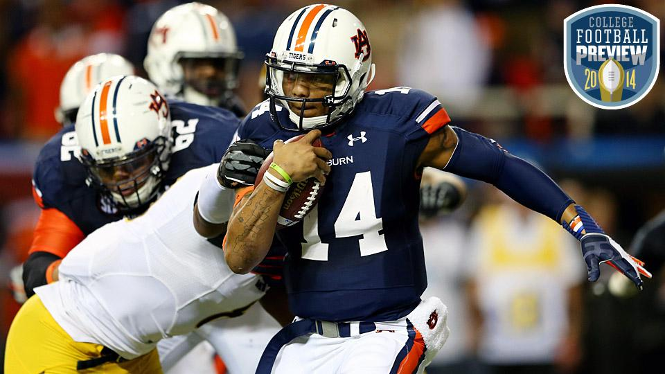 Top 25 college football team preview: No. 7 Auburn Tigers