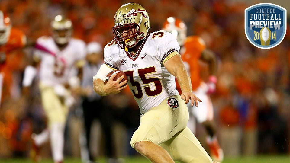 Top 25 college football team preview: No. 1 Florida State Seminoles