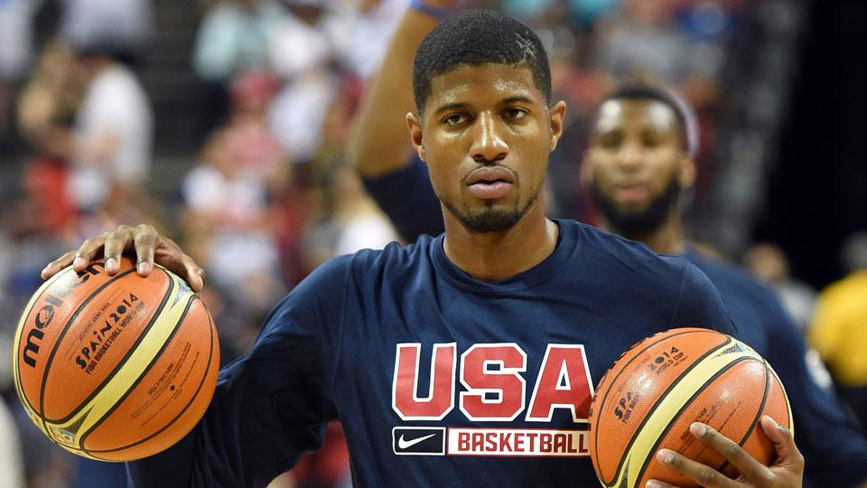 Pacers expect Paul George to make full recovery