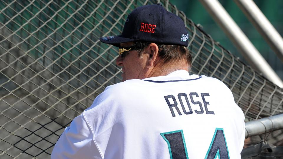 Pete Rose to have number retired by independent league team