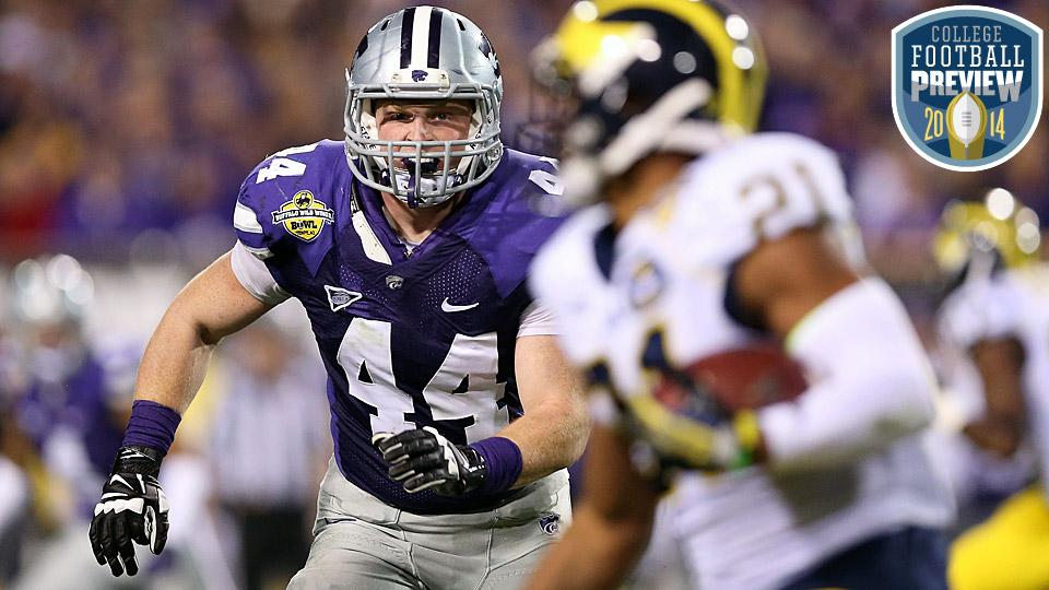 Top 25 college football team preview: No. 21 Kansas State Wildcats