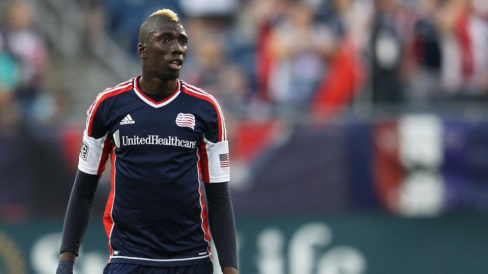 Red Bulls acquire Saer Sene in trade with Revolution
