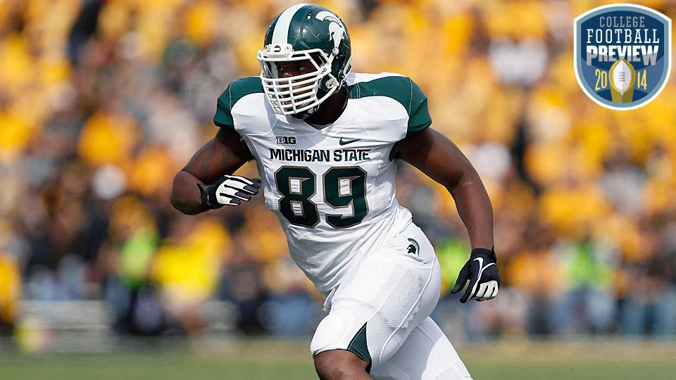 Top 25 college football team preview: No. 6 Michigan State Spartans