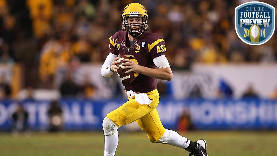 Top 25 college football team preview: No. 19 Arizona State Sun Devils