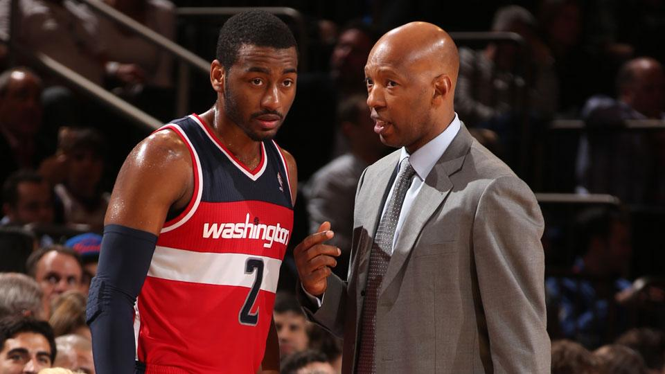 Wizards' John Wall says Sam Cassell was a 'big part' of his growth