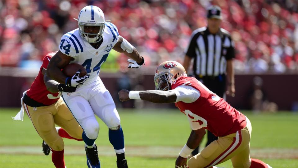 Colts running back Ahmad Bradshaw confident he'll return by Week 1