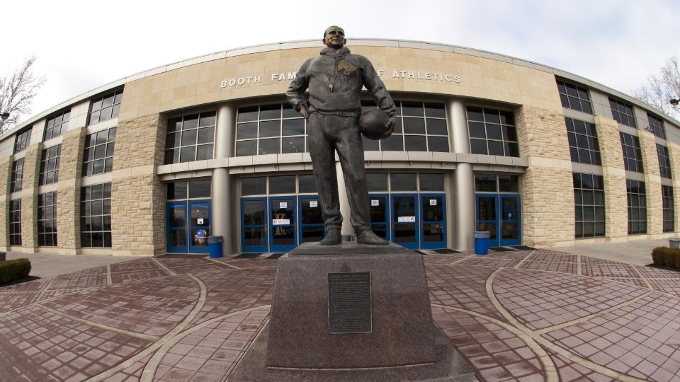 Kansas coaching legends to celebrate Allen Fieldhouse's 60th anniversary