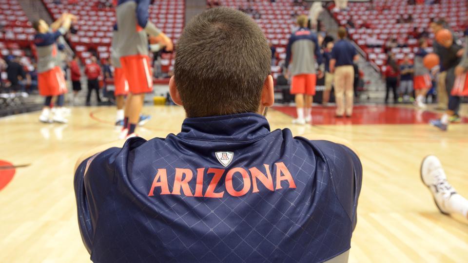 Arizona unveils five new basketball uniforms